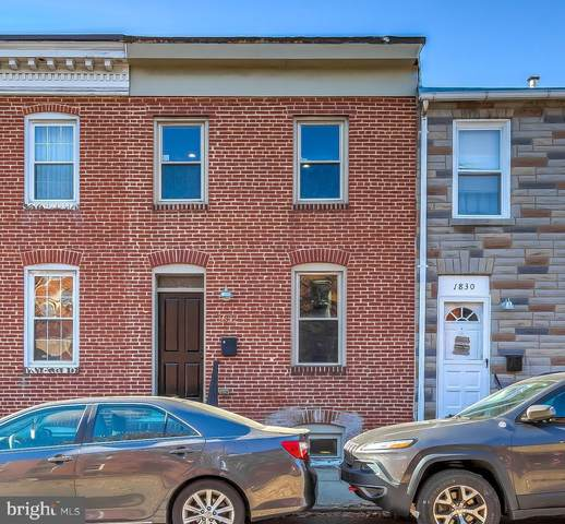 1832 Light Street, BALTIMORE, MD 21230 (#MDBA532644) :: Gail Nyman Group