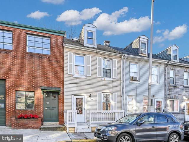 936 Walnut Street, READING, PA 19601 (#PABK370792) :: Linda Dale Real Estate Experts