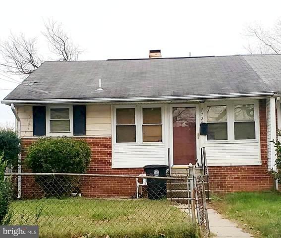 7724 Bender Road, LANDOVER, MD 20785 (#MDPG589700) :: The Maryland Group of Long & Foster Real Estate