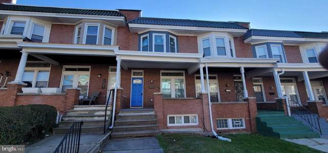2509 Calverton Heights Avenue, BALTIMORE, MD 21216 (#MDBA532650) :: Better Homes Realty Signature Properties