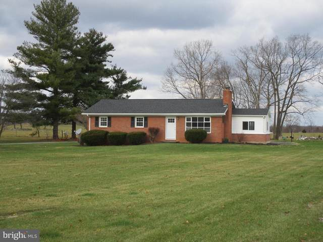 505 Winebrenner Road, MARTINSBURG, WV 25404 (#WVBE182182) :: The Maryland Group of Long & Foster Real Estate