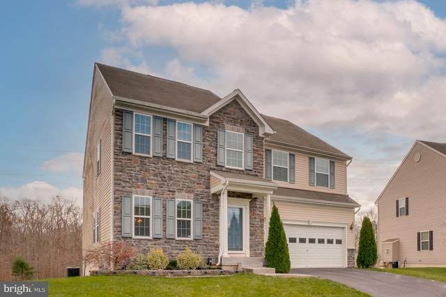 5605 Country Farm Road, WHITE MARSH, MD 21162 (#MDBC513958) :: The Dailey Group