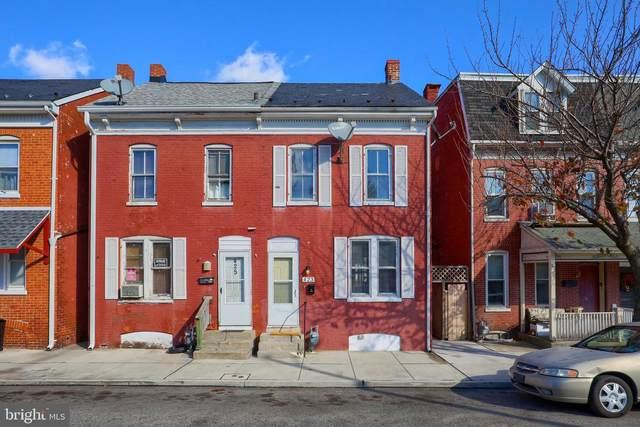 423 Juniper Street, YORK, PA 17401 (#PAYK149656) :: Century 21 Dale Realty Co