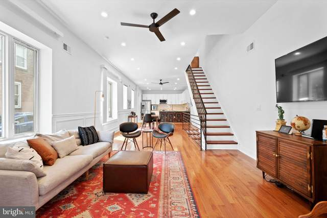 1614 S 5TH Street, PHILADELPHIA, PA 19148 (#PAPH966348) :: Better Homes Realty Signature Properties