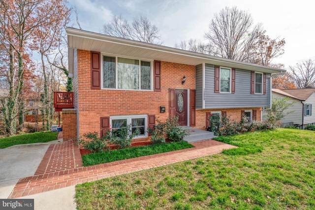 15009 Carlsbad Road, WOODBRIDGE, VA 22193 (#VAPW510530) :: Corner House Realty