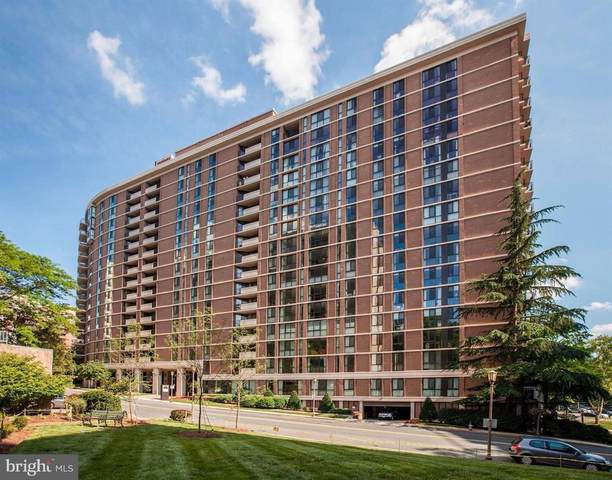 4620 N Park Avenue 910E, CHEVY CHASE, MD 20815 (#MDMC736222) :: Fairfax Realty of Tysons
