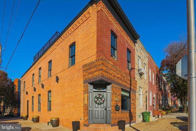 3400 Dillon Street, BALTIMORE, MD 21224 (#MDBA532668) :: The Redux Group