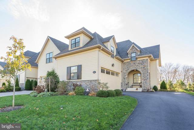 6164 Creekside Drive, FLOURTOWN, PA 19031 (#PAMC676996) :: Better Homes Realty Signature Properties
