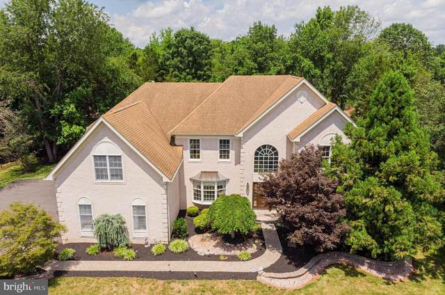 28 Aster Court, BELLE MEAD, NJ 08502 (#NJSO114038) :: Century 21 Dale Realty Co