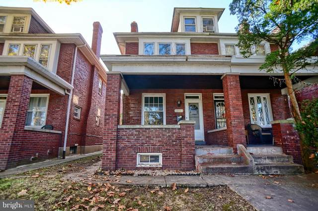 1208 N 16TH Street, HARRISBURG, PA 17103 (#PADA128146) :: The Joy Daniels Real Estate Group