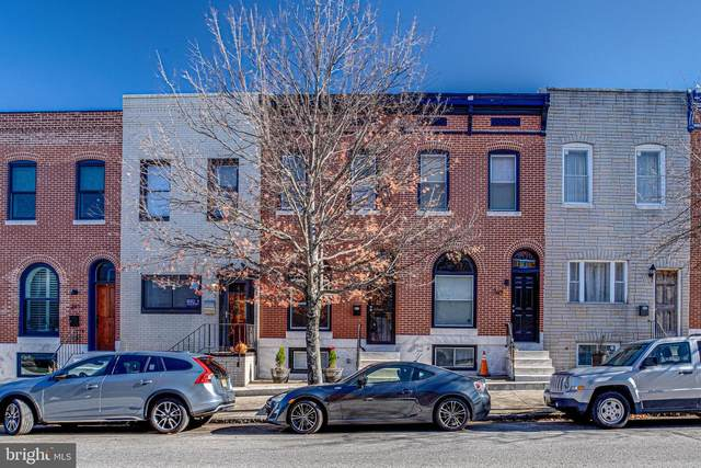 265 S East Avenue, BALTIMORE, MD 21224 (#MDBA532678) :: City Smart Living