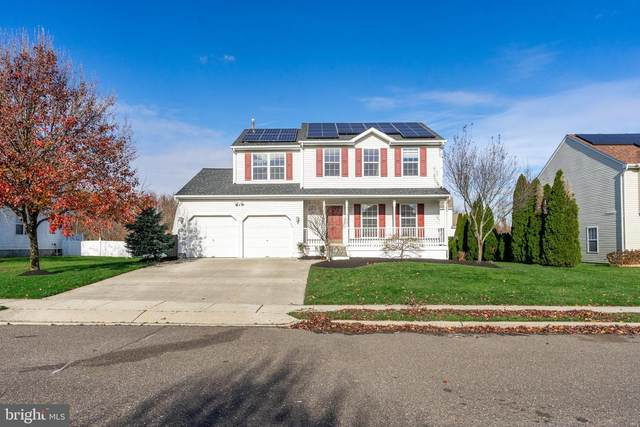 12 Fawn Hollow Road, BURLINGTON, NJ 08016 (#NJBL387452) :: Jim Bass Group of Real Estate Teams, LLC