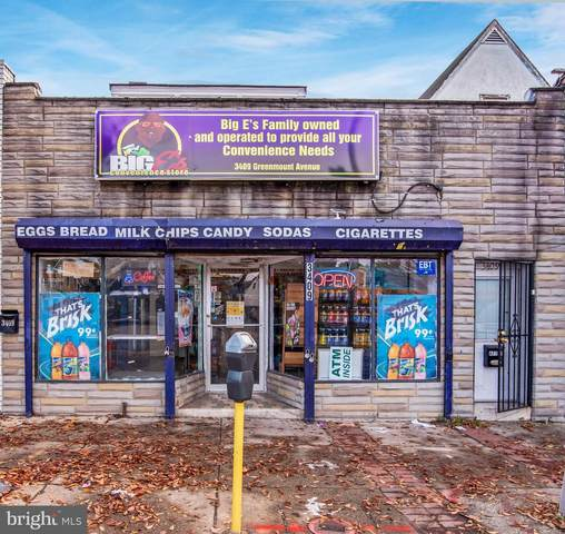 3409 Greenmount Avenue, BALTIMORE, MD 21218 (MLS #MDBA532684) :: Brian Gearhart with Benson & Mangold Real Estate