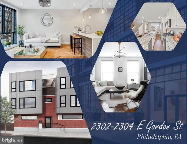 2302-4 E Gordon Street, PHILADELPHIA, PA 19125 (#PAPH966402) :: The Lux Living Group