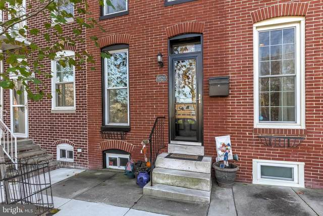 425 E Gittings Street, BALTIMORE, MD 21230 (#MDBA532690) :: Gail Nyman Group