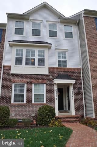 22664 Majestic Elm Court #38, CLARKSBURG, MD 20871 (#MDMC736240) :: Dart Homes