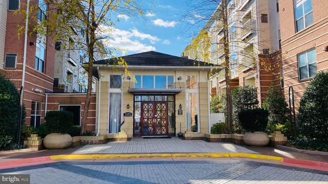 9480 Virginia Center Boulevard #214, VIENNA, VA 22181 (#VAFX1169800) :: Ram Bala Associates | Keller Williams Realty