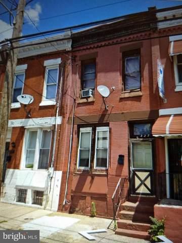 2227 N 17TH Street, PHILADELPHIA, PA 19132 (#PAPH966526) :: Bob Lucido Team of Keller Williams Integrity