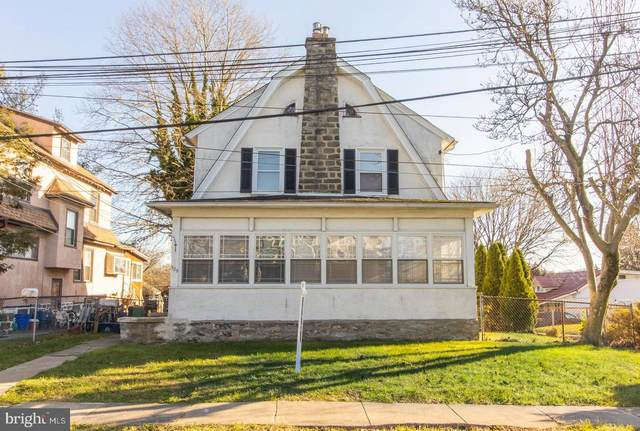 329 S Madison Avenue, UPPER DARBY, PA 19082 (#PADE535828) :: The Toll Group