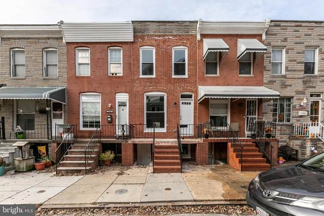 1338 Andre Street, BALTIMORE, MD 21230 (#MDBA532710) :: The Dailey Group
