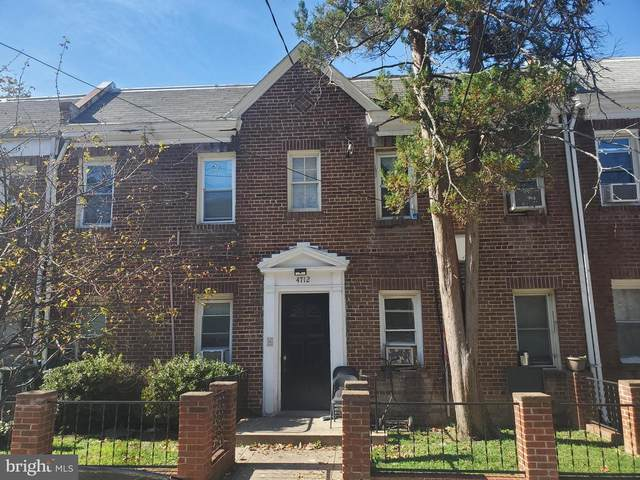 4712 3RD Place NW, WASHINGTON, DC 20011 (#DCDC498504) :: The Redux Group