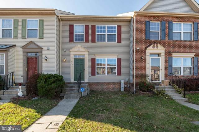 6120 Honeycomb Gate, COLUMBIA, MD 21045 (#MDHW288254) :: Bob Lucido Team of Keller Williams Integrity