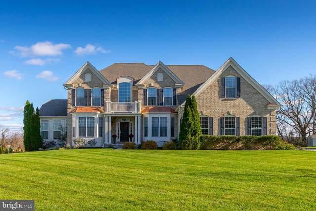 18 Maple Glen Court, SWEDESBORO, NJ 08085 (#NJGL268368) :: Scott Kompa Group
