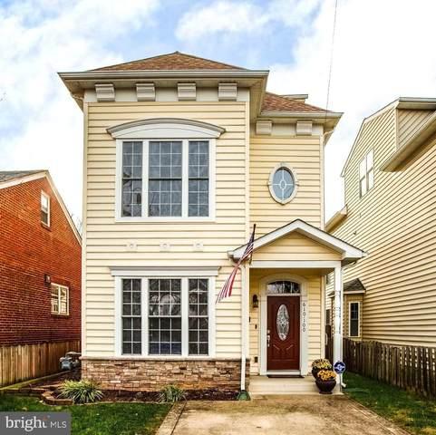 610-100 Spottswood Street, FREDERICKSBURG, VA 22401 (#VAFB118216) :: Erik Hoferer & Associates