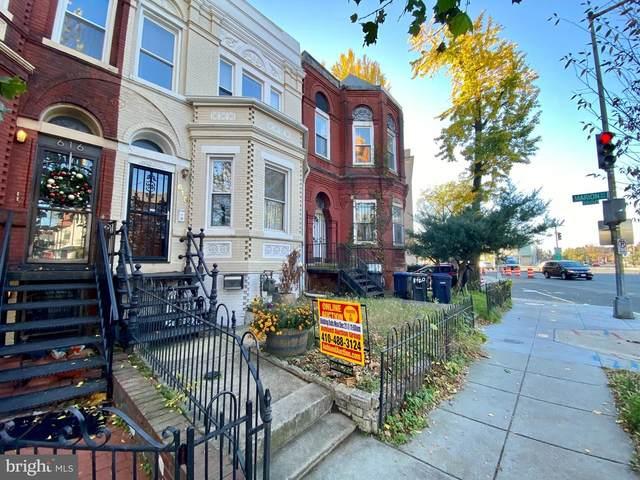 618 R Street NW, WASHINGTON, DC 20001 (#DCDC498514) :: Tom & Cindy and Associates