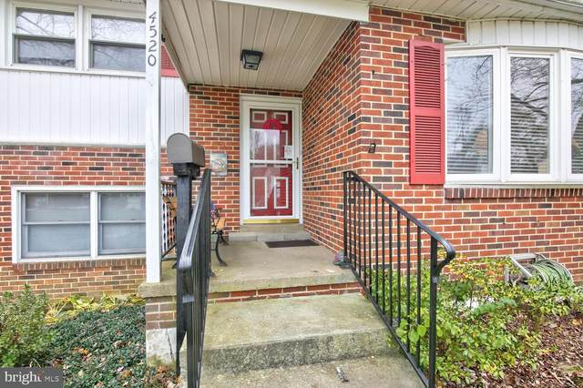 4520 Hendry Avenue, WILMINGTON, DE 19808 (#DENC517252) :: The Matt Lenza Real Estate Team