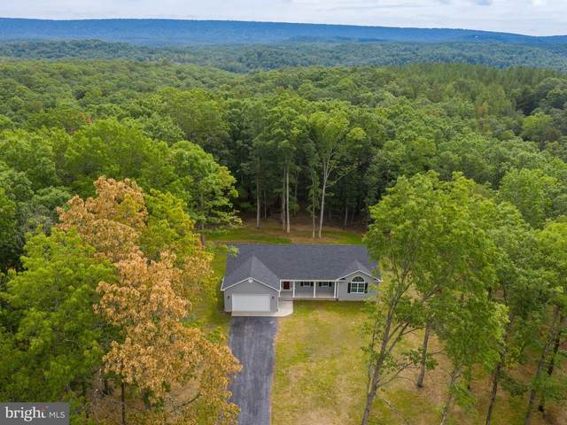 Lot 14 Levis Ridge, WINCHESTER, VA 22603 (#VAFV161050) :: The MD Home Team