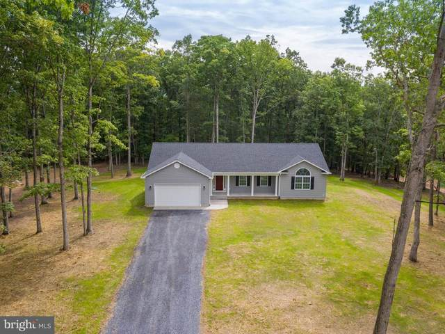 Lot 11 Levis Ridge, WINCHESTER, VA 22603 (#VAFV161052) :: Dart Homes