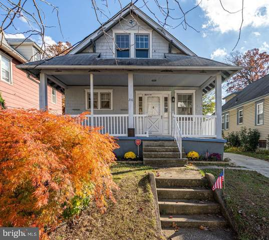 216 New Jersey Avenue, COLLINGSWOOD, NJ 08108 (#NJCD408888) :: Drayton Young