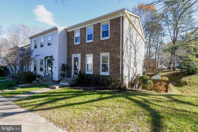 10318 Pond Spice Terrace, BURKE, VA 22015 (#VAFX1169838) :: Great Falls Great Homes