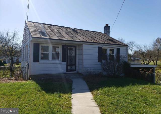 405 W 5Th Avenue, RANSON, WV 25438 (#WVJF140828) :: Arlington Realty, Inc.