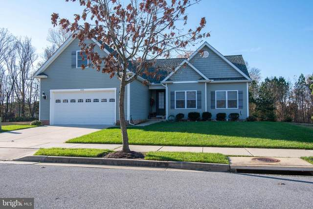 226 Bethune Drive, EASTON, MD 21601 (#MDTA139912) :: McClain-Williamson Realty, LLC.