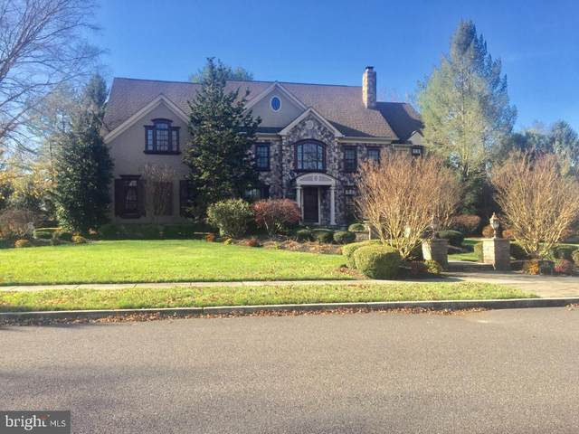 736 Jamie Drive, MOORESTOWN, NJ 08057 (#NJBL387498) :: Drayton Young
