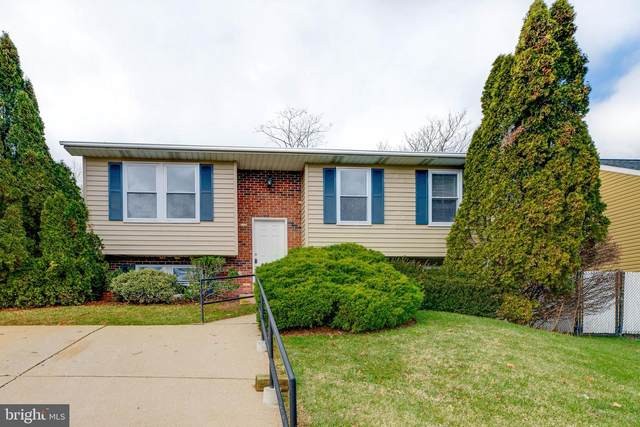 336 Kearney Drive, OWINGS MILLS, MD 21117 (#MDBC514006) :: The MD Home Team