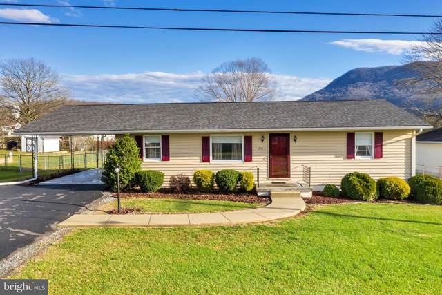 331 Miller Drive, STRASBURG, VA 22657 (#VASH121008) :: The Redux Group