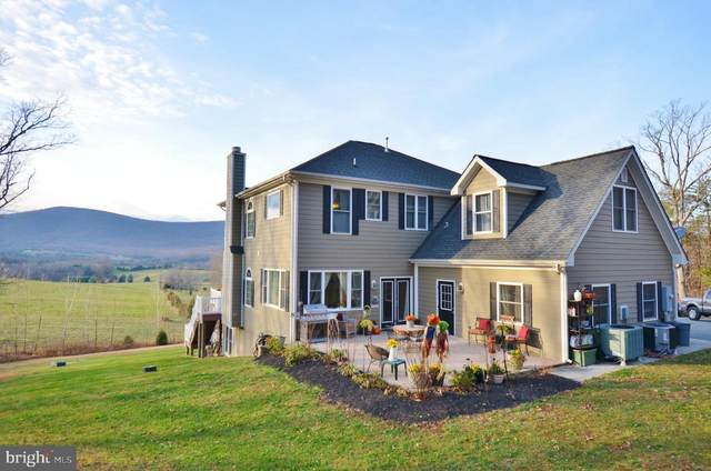 3026 Saint Davids Church Road, FORT VALLEY, VA 22652 (#VASH121010) :: The Redux Group