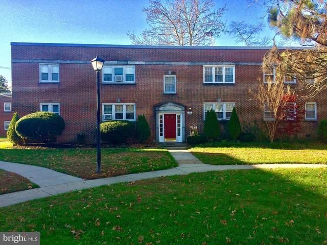 128-D Cherry Parke D, CHERRY HILL, NJ 08002 (#NJCD408902) :: The Toll Group