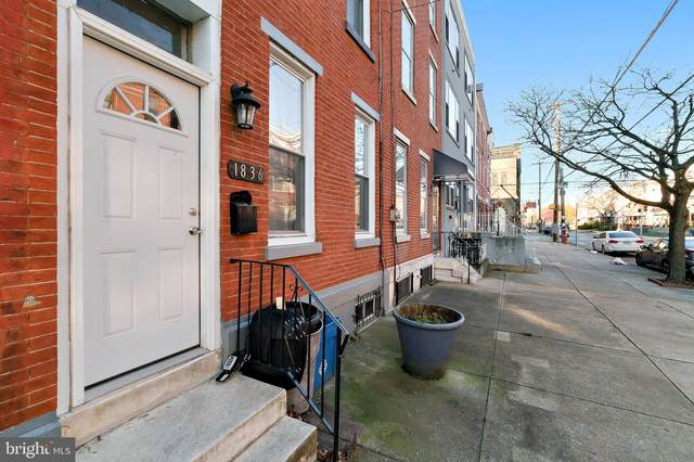 1836 W Master Street, PHILADELPHIA, PA 19121 (#PAPH966672) :: The Toll Group