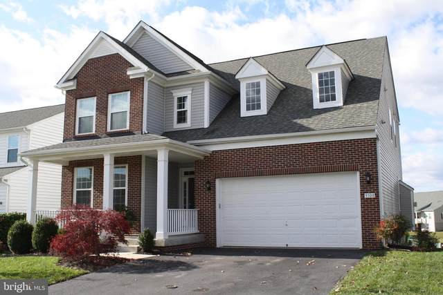 9508 Morning Dew Drive, HAGERSTOWN, MD 21740 (#MDWA176472) :: Gail Nyman Group