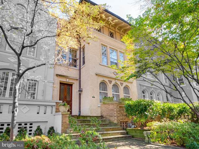 2355 Ashmead Place NW, WASHINGTON, DC 20009 (#DCDC498556) :: Gail Nyman Group