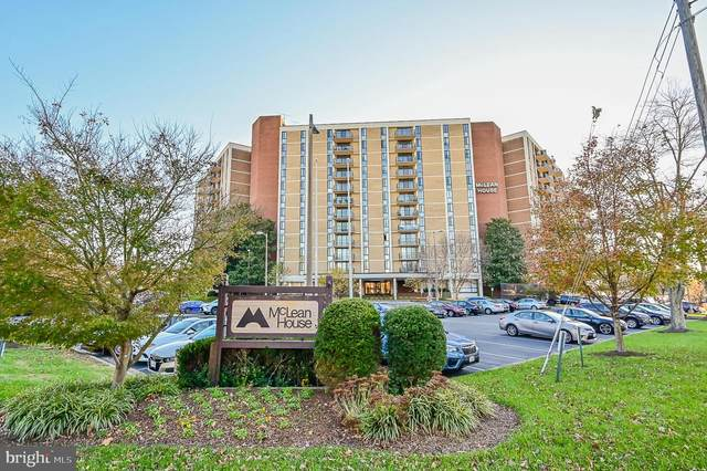 6800 Fleetwood Road #206, MCLEAN, VA 22101 (#VAFX1169876) :: Jacobs & Co. Real Estate
