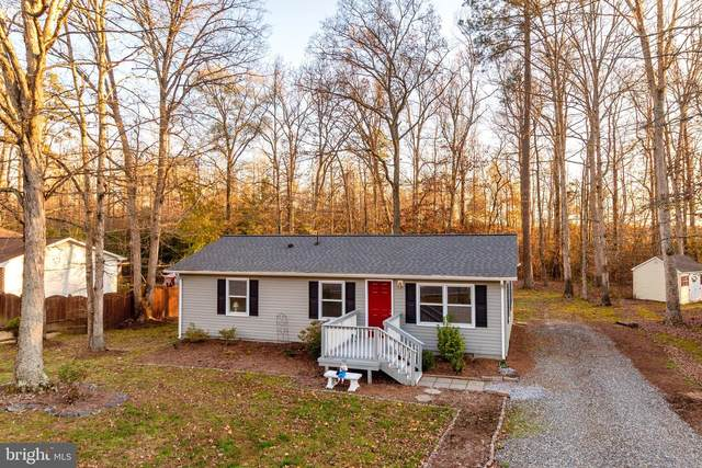 619 Welsh Drive, RUTHER GLEN, VA 22546 (#VACV123274) :: Better Homes Realty Signature Properties