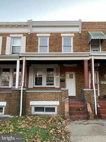 3219 Chesterfield Avenue, BALTIMORE, MD 21213 (#MDBA532758) :: Give Back Team