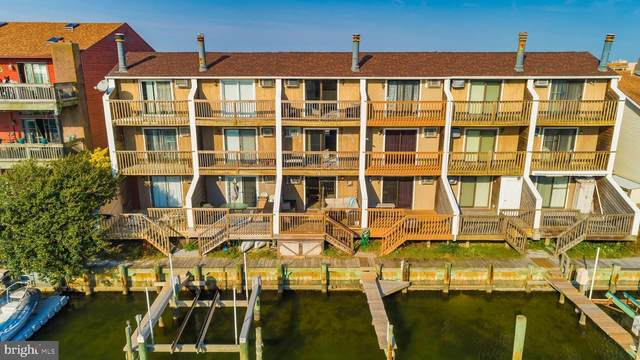 615 Bayshore Court #3, OCEAN CITY, MD 21842 (#MDWO118670) :: CoastLine Realty