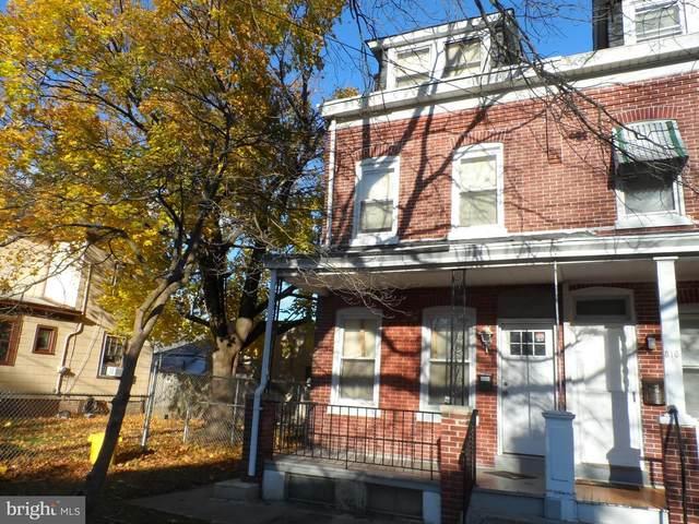 814 Franklin Street, TRENTON, NJ 08610 (#NJME305372) :: Better Homes Realty Signature Properties