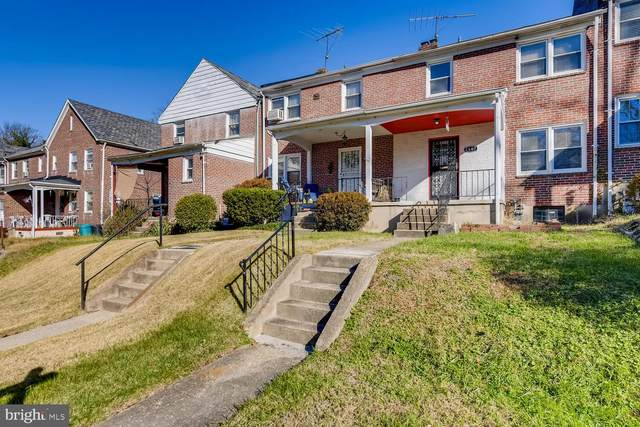 2607 Purnell Drive, BALTIMORE, MD 21207 (#MDBC514058) :: Arlington Realty, Inc.